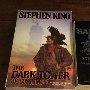 "Stephen King ""The Dark Tower, Salem's Lot, Misery"""